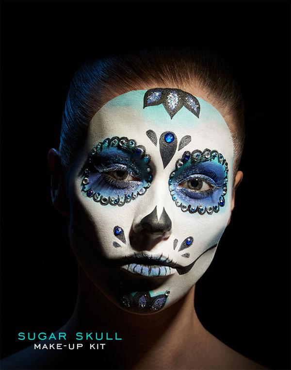 Super Trucco Halloween! Prodotti per trucchi, maschere ed Effetti  TO42